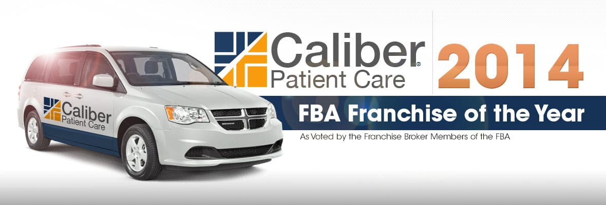 Caliber Patient Care: 2014 FBA Franchise of the Year