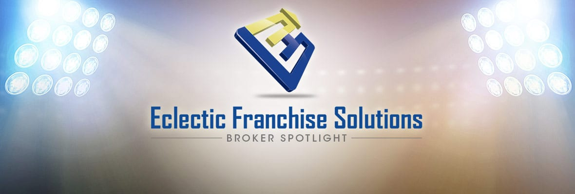 Broker Spotlight: David Blount of Eclectic Franchise Solutions