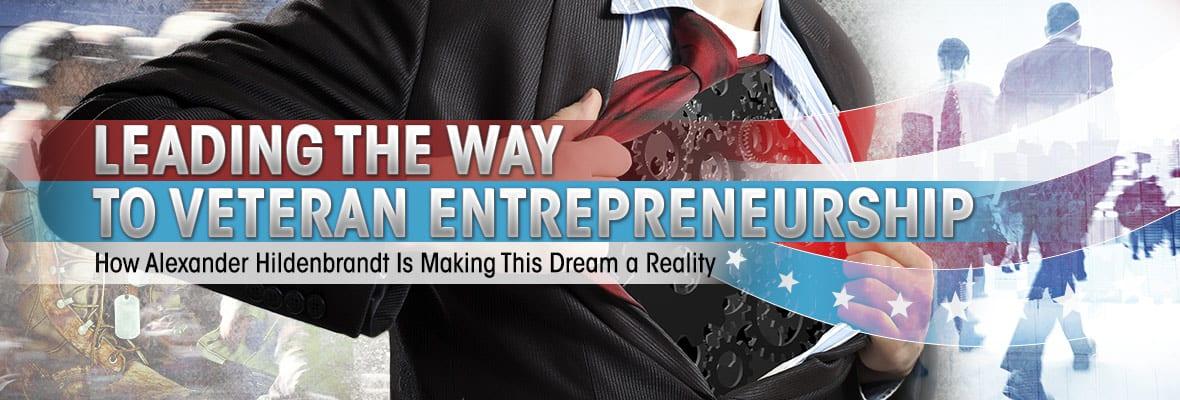 Leading the Way to Veteran Franchise Entrepreneurship