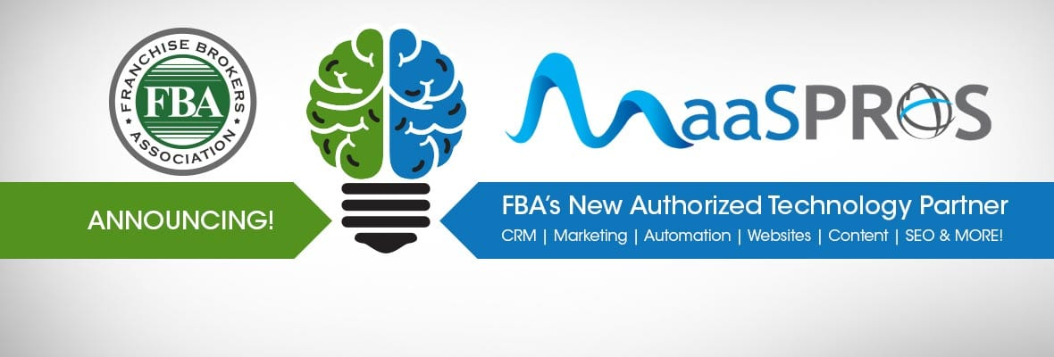 Announcing FBA's Technology Partnership with MaaS Pros