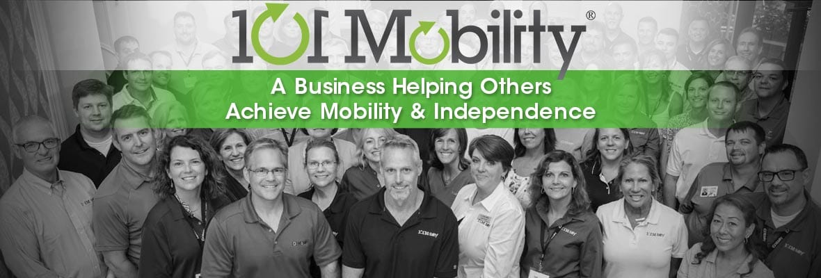 101 Mobility A Business Helping Others Achieve Mobility & Independence
