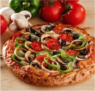 pizza-with-fresh-veggies