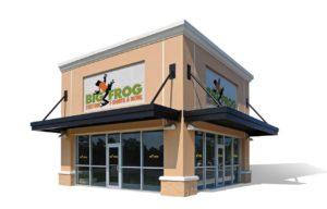 Big Frog Storefront