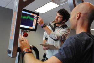 The Exercise Coaches scientifically designed machines