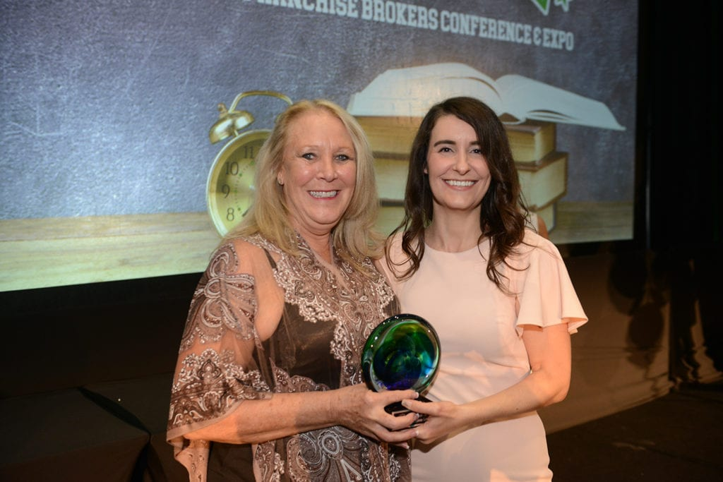 FBA broker success top broker of the year
