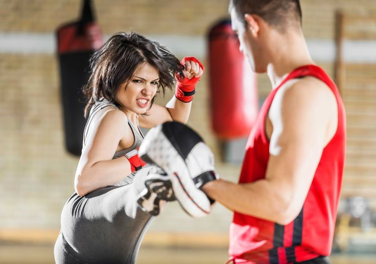fitness franchise 9round boxing
