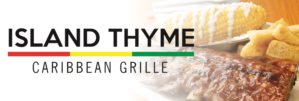 island thyme banner