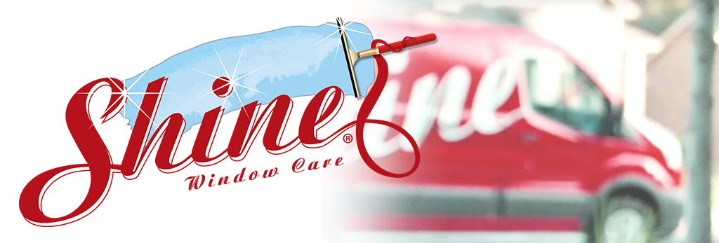Shine Window Care Banner