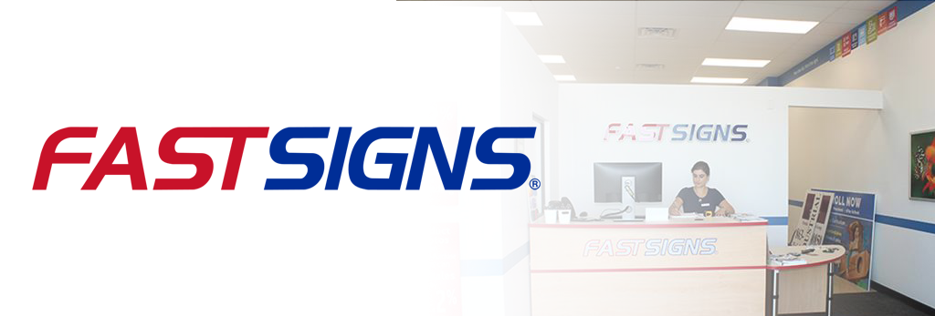 Fast Signs Banner
