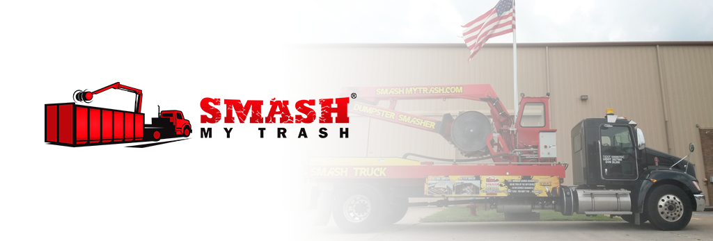 smash my trash banner